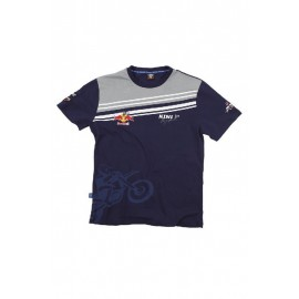 Tee shirt Kini red bull Navy grey