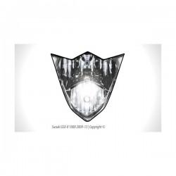 Stickers de phares Suzuki GSXR 1000 09/13