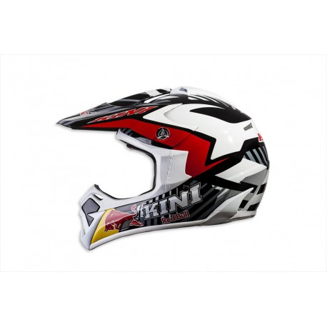 casque kini red bull r volution rouge 2014 distriracing. Black Bedroom Furniture Sets. Home Design Ideas