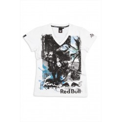 T-SHIRT Classic femmes Kini Red Bull