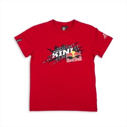 T-SHIRT Enfants Kini Red Bull Chilli Red