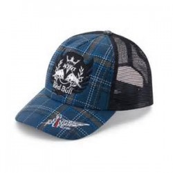 Casquette Kini Red Bull Plaid