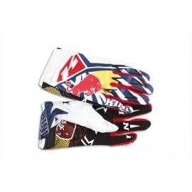 Gants Kini Red Bull Compétition blanc 2014