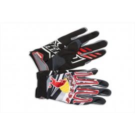 Gants Kini Red Bull Révolution noir/rouge 2014