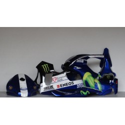 Poly peint Yamaha R1 2015 MOVISTAR