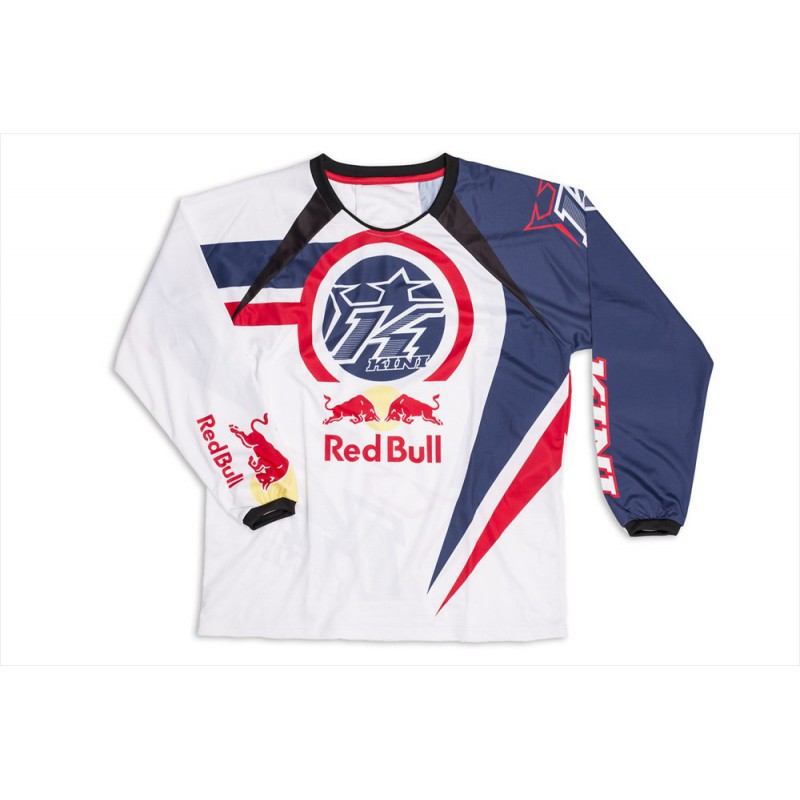 maillot kini red bull vintage blanc 2014 distriracing. Black Bedroom Furniture Sets. Home Design Ideas