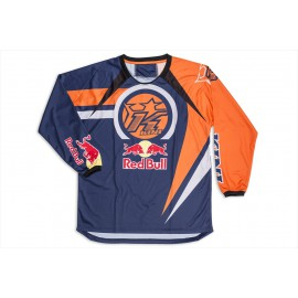 Maillot Kini Red Bull vintage orange 2014