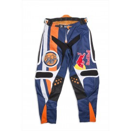 Pantalon Kini Red Bull vintage orange 2014