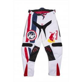 Pantalon Kini Red Bull vintage Blanc 2014