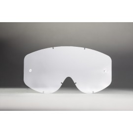 Replacement Lens Clear Masque Kini Red Bull